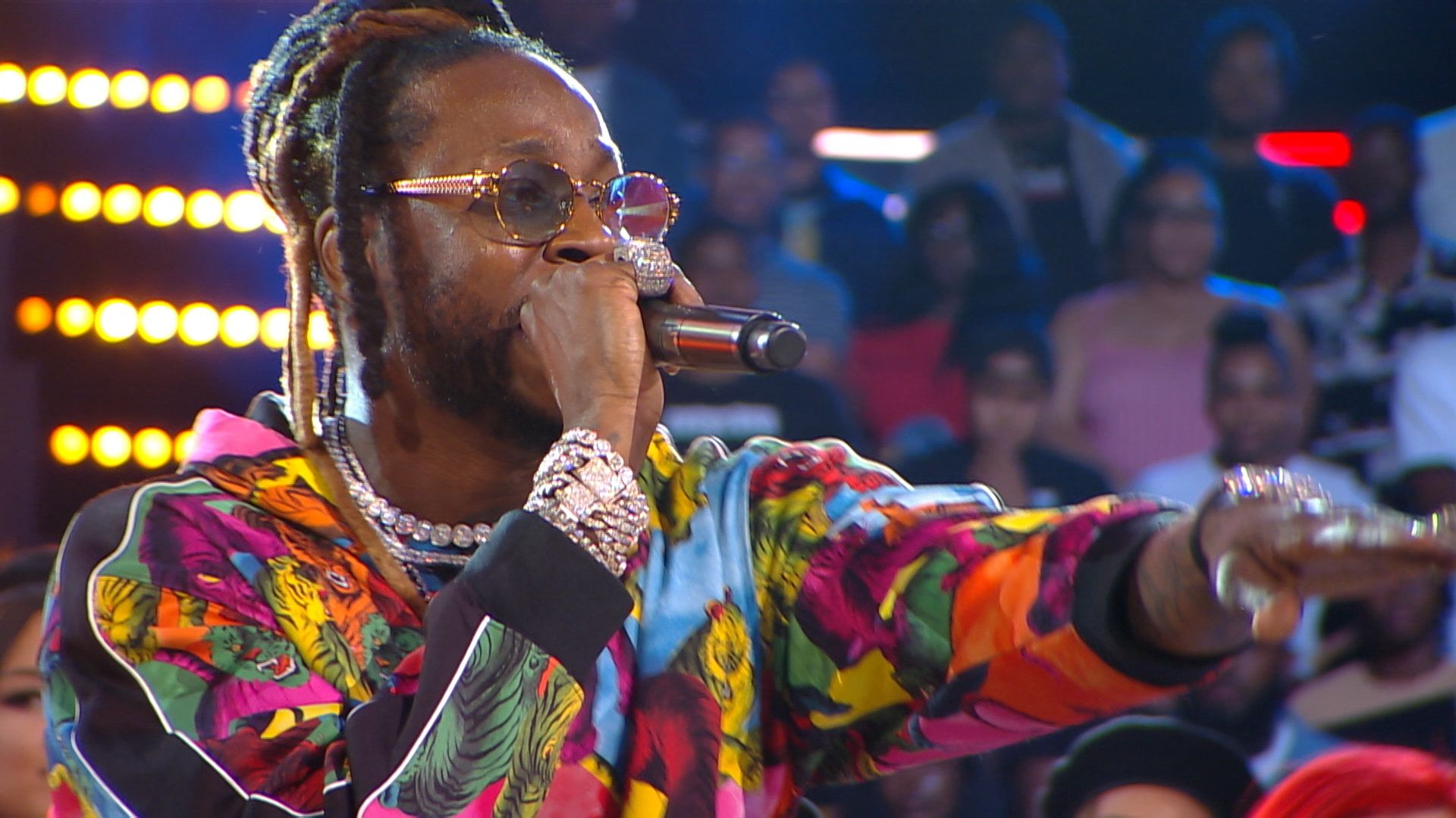 "2 Chainz - ""Statute of Limitations"" - Nick Cannon Presents: Wild 'N Out (Video Clip) 