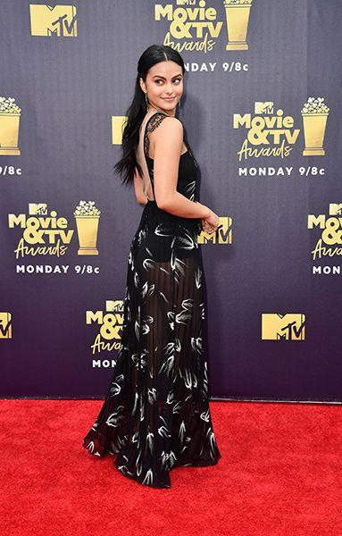 2018 Movie Tv Awards Red Carpet Fashion Photo Gallery Movie