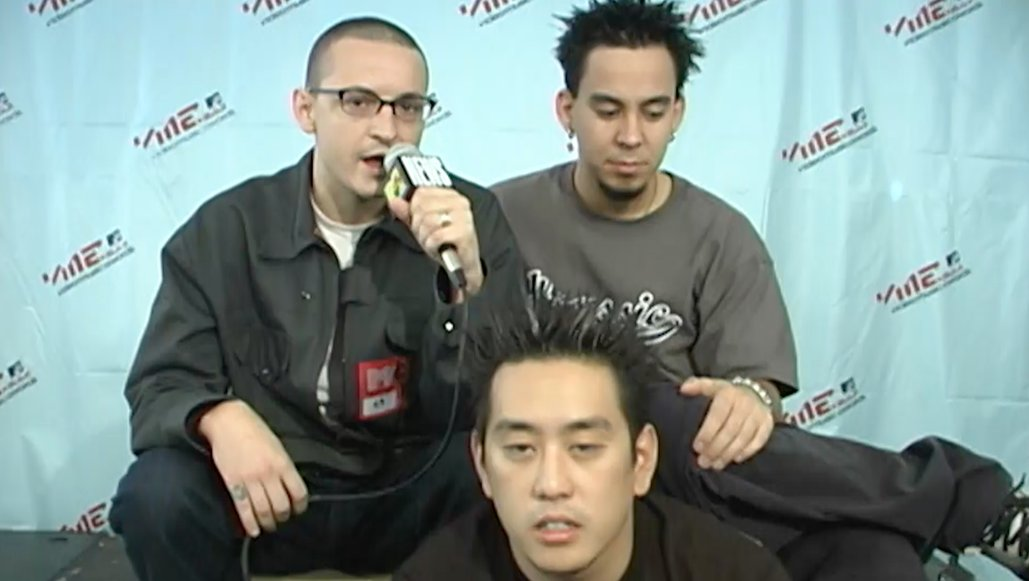 Linkin Park News Music Performances And Show Video Clips