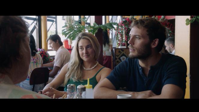 Exclusive Adrift Trailer Starring Shailene Woodley And Sam Claflin