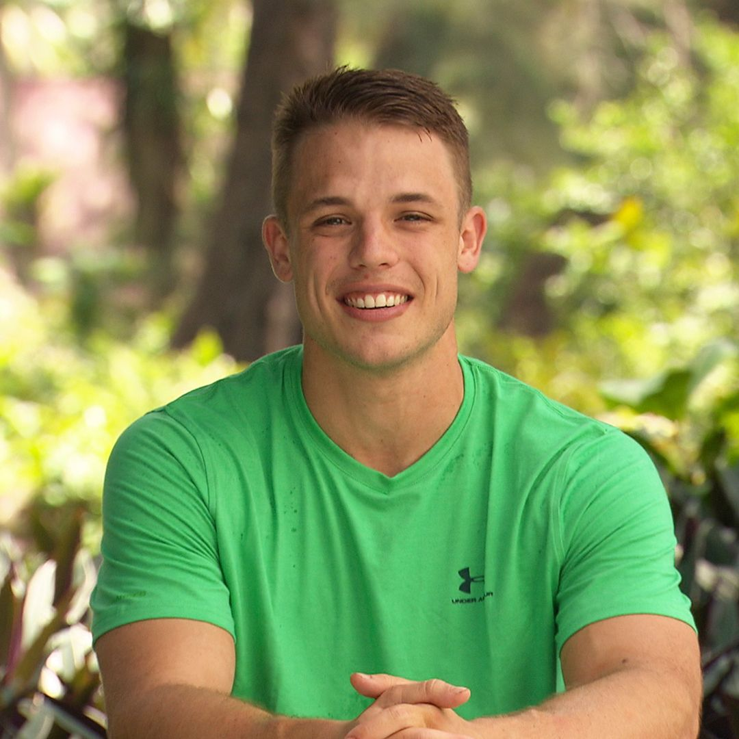Who is ct from the challenge hookup site