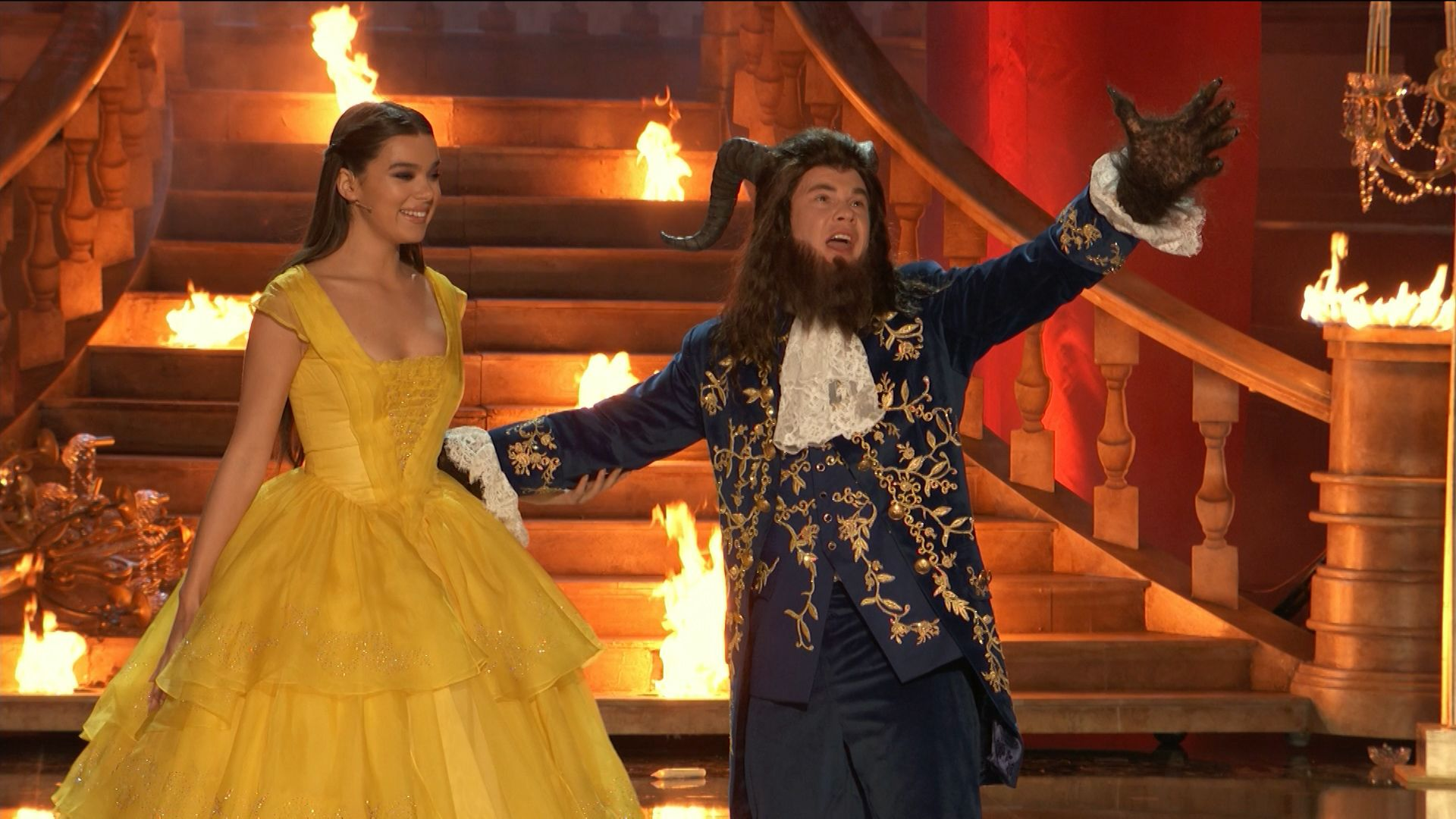 Beauty and the beast dating show