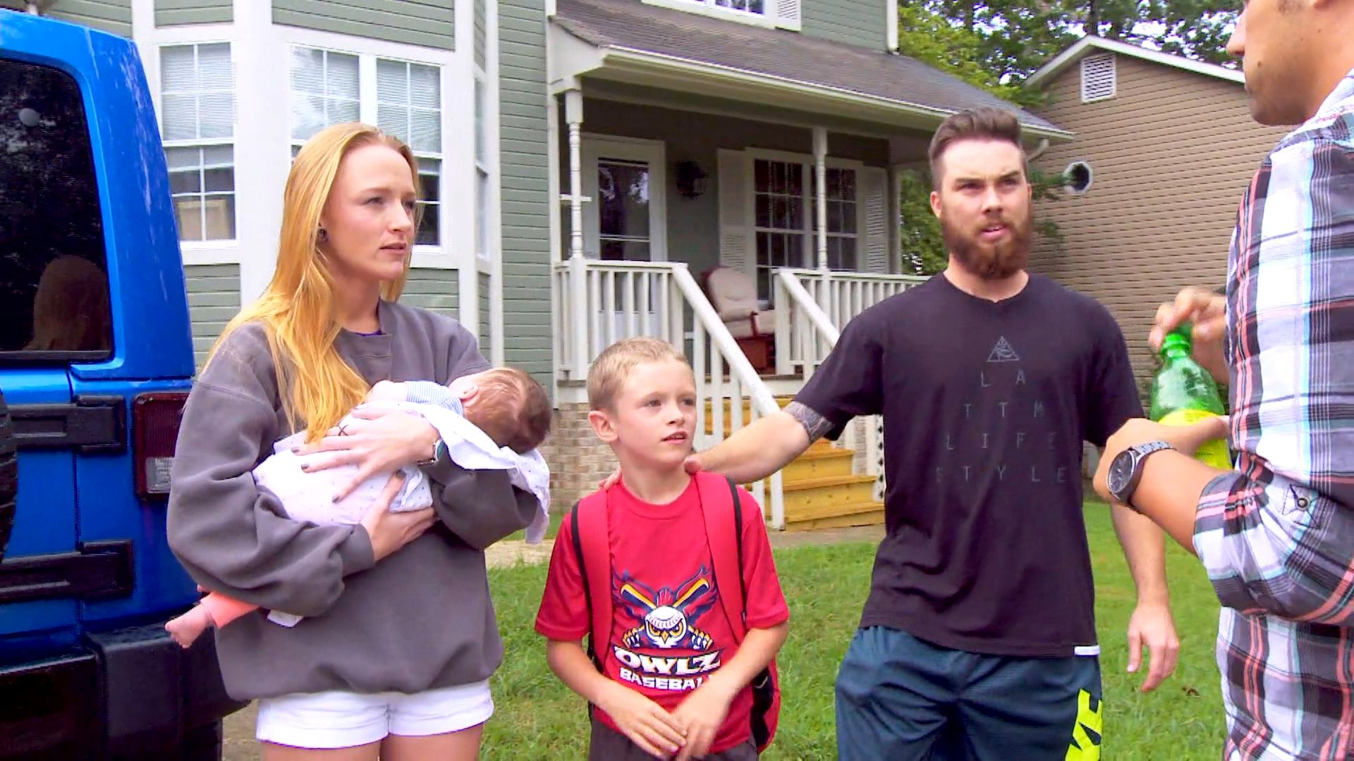 teen news amber portwood farrah abraham fight over paedophile comments uncut finale special