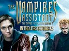 The Vampire's Assistant Quiz