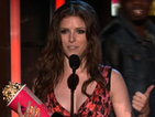 Anna Kendrick Wins Best Breakout Star