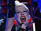 'Bionic'/'Not Myself Tonight'/'Woohoo' Medley (Live)