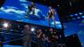Samuel L. Jackson, Dwayne Johnson, Eva Mendes Present Best Villain