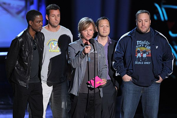 Presenters - Photo Gallery - Movie Awards 2010 - MTV