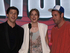 Adam Sandler, Andy Samberg and Leighton Meester Present Best Kiss