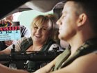Outtake: Rebel And Channing's Sticky SituationStuck between a steering wheel and a hard place, Rebel Wilson and Channing Tatum crack each other up in this 2013 MTV Movie Awards promo outtake.