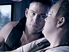 Tatum Feels Up WilsonWhile Channing Tatum and Rebel Wilson escape a fiery car chase, Channing finds himself deep in Rebel's bra. Watch as the two get touchy feely, and prepare for the 2013 MTV Movie Awards, airing live April 14 at 9/8C.