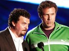 Will Ferrell & Danny McBride Present The 2008 Award For Best FightBefore presenting the Golden Popcorn, the two LOL-worthy stars try to have a serious moment to discuss a real fight -- the battle against illiteracy.