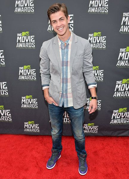Zach Stone Is Gonna Be Famous Season 1 2013: MTV Stars At The Awards