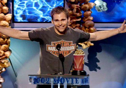 MTV Movie Awards: 2002 Highlights