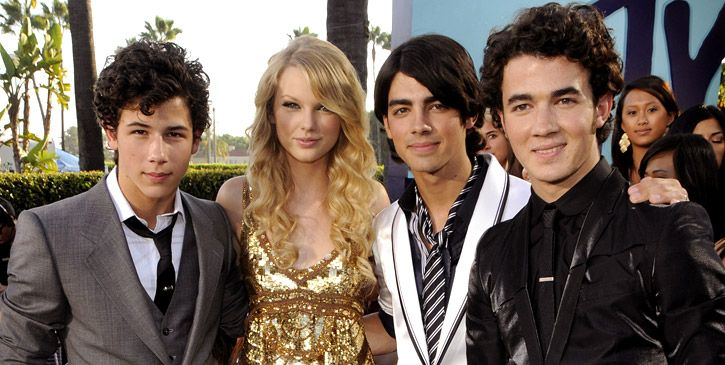 kevin jonas and taylor swift