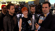 Jim Cantiello Interviews Paramore