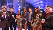 """Jersey Shore"" Cast Kicks Off The VMAs Black Carpet"