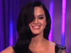 Katy Perry Presents The Award For Best Pop Video