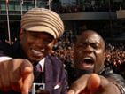 Sway Welcomes 2012 Video Music Awards Host Kevin Hart