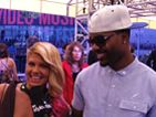 Chanel And Sterling Brim On The VMA Red Carpet Report