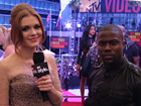 Kevin Hart On The VMA Red Carpet Report