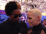 MTV Video Music Awards 2012 : le tapis rouge / les coulisses