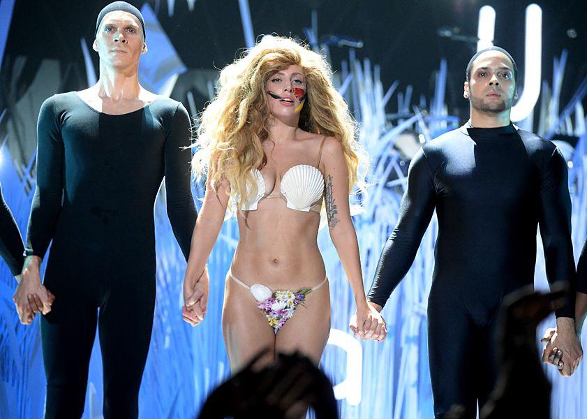 MTV Video Music Awards: красная дорожка 2013