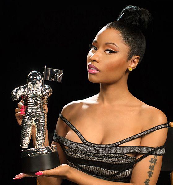 Nicki Minaj Vma 2014 Hair