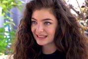 Lorde Talks About Pizza, Saving Pop Music