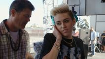 Post VMAs, Miley's Movement Continues Onward And Upward With 'Wrecking Ball'