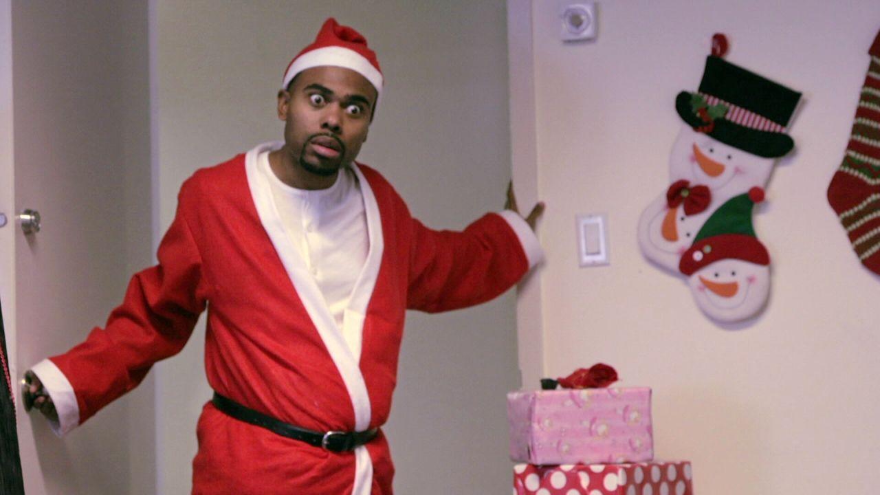 Christmas & Pranks in America