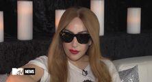 Gaga Reveals Her Pre-Show Rituals