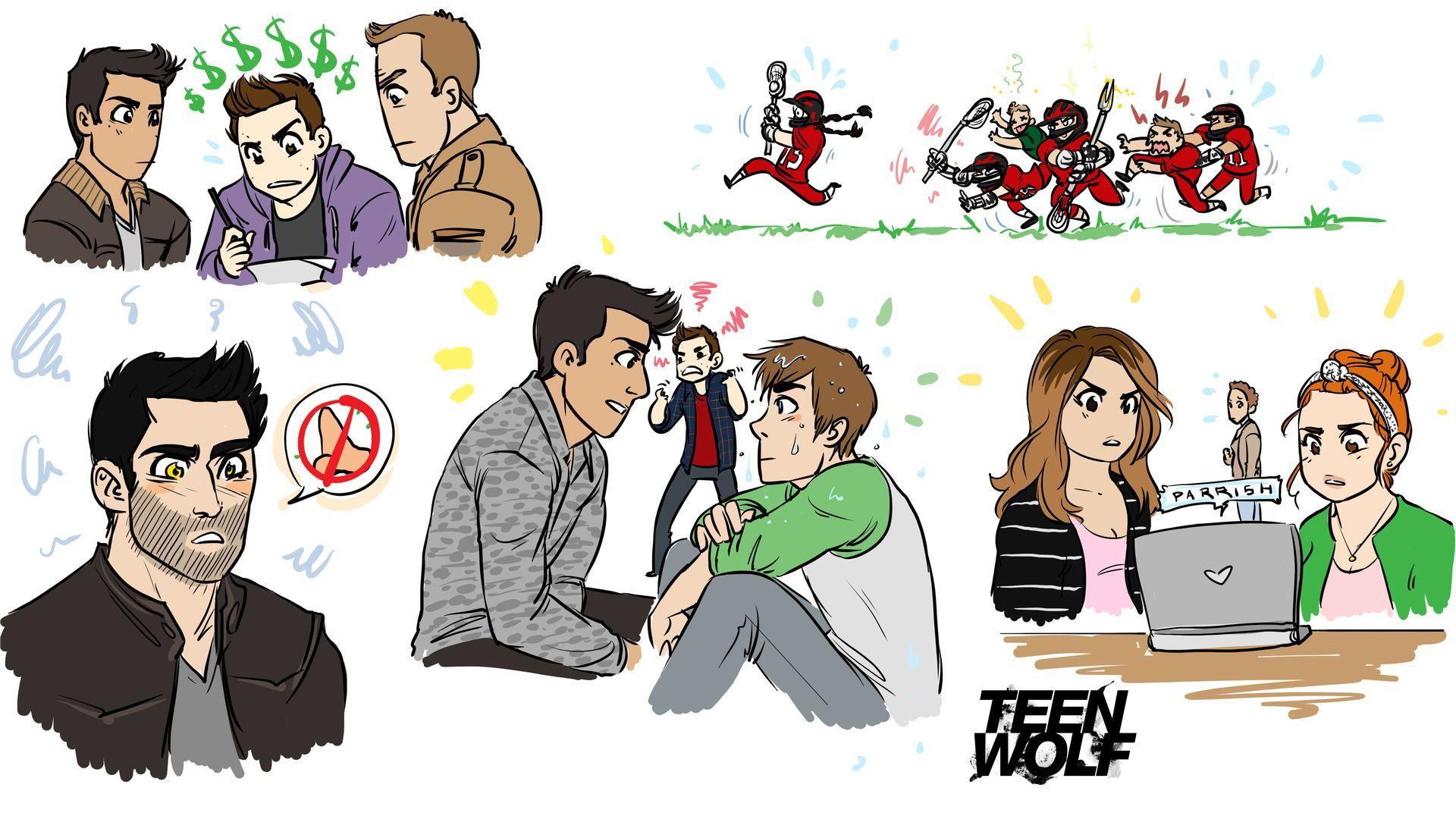 Recap - Animated Recap: I.E.D. - Teen Wolf (Video Clip)   MTV