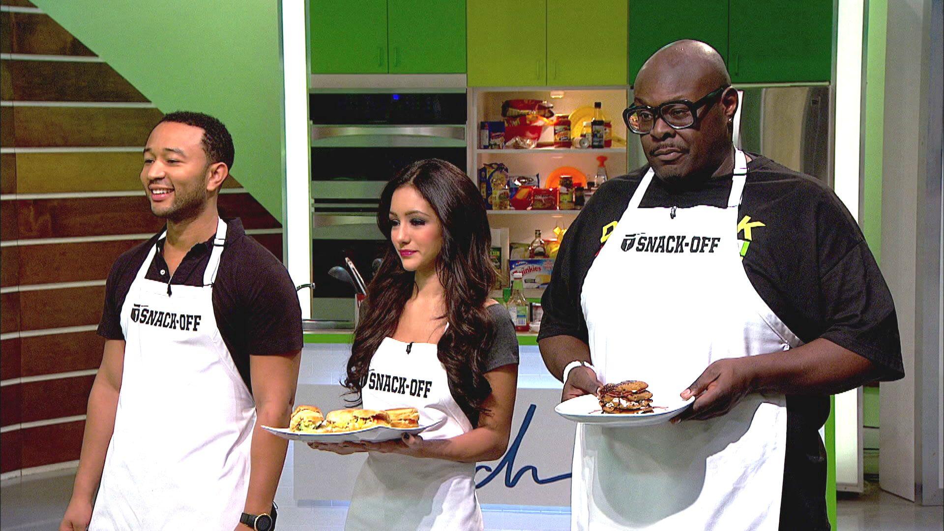 Picky Palates | Rachael vs Guy: Celebrity Cook Off