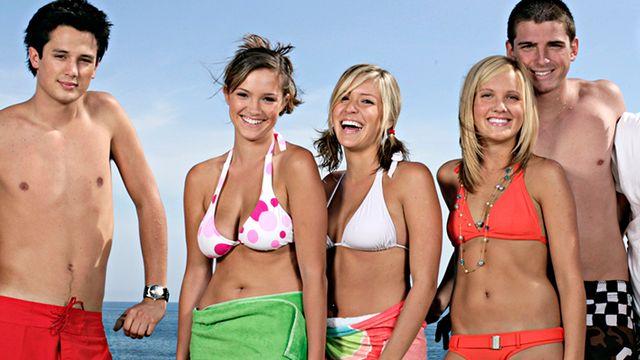 Laguna Beach Serie