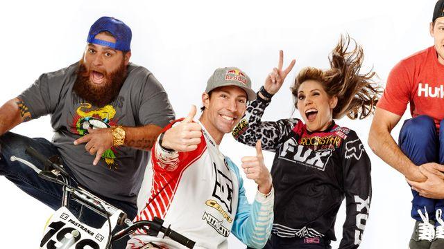 Nitro Circus Live Season 4 Episodes Tv Series Mtv