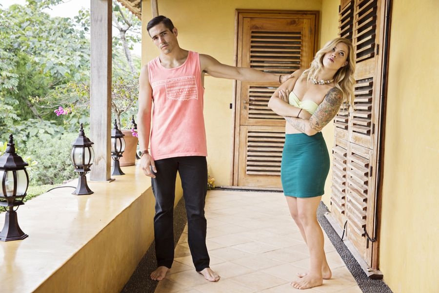 Nia And Jordan Real World Hookup