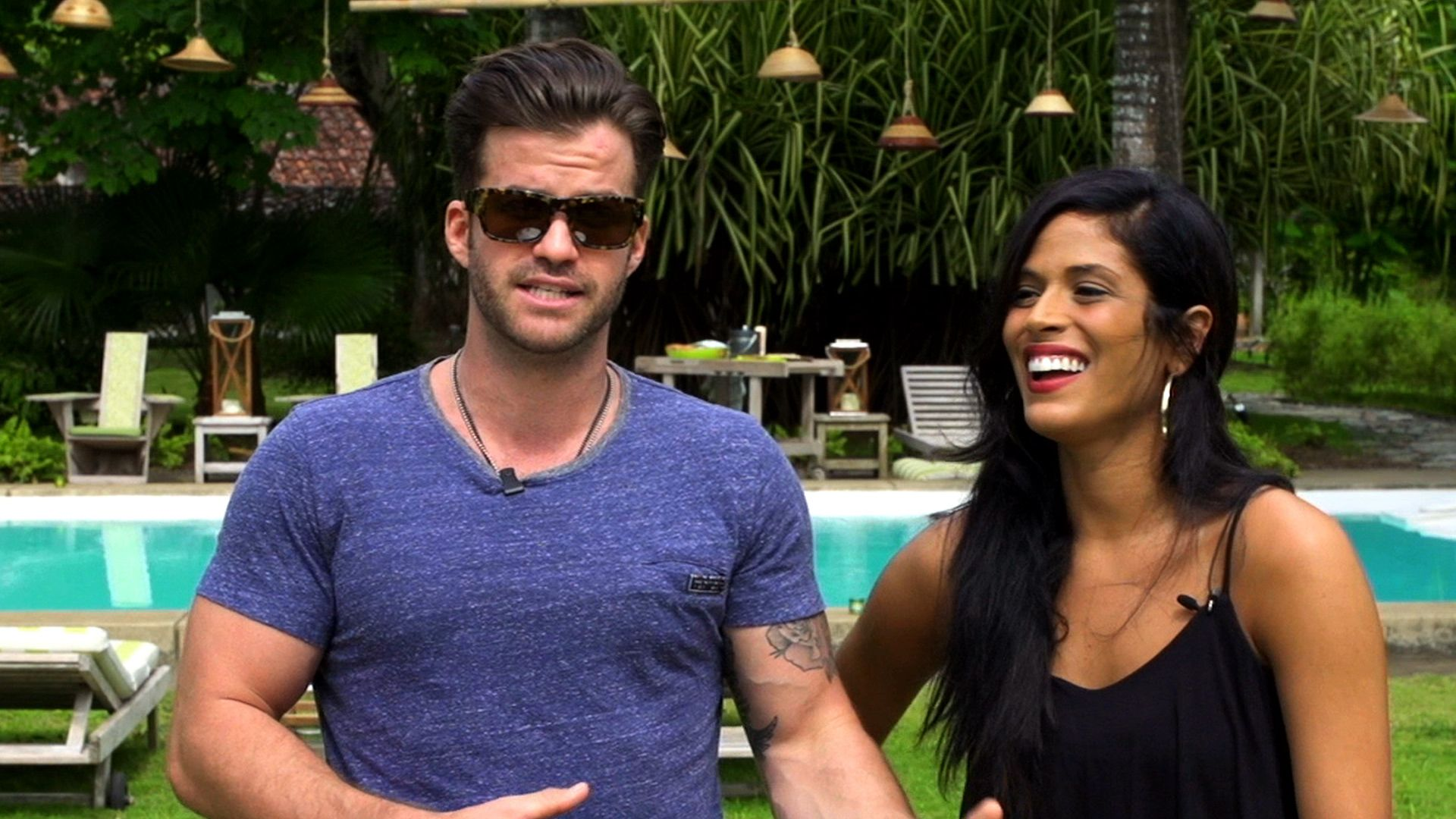 johnny bananas and nany relationship problems