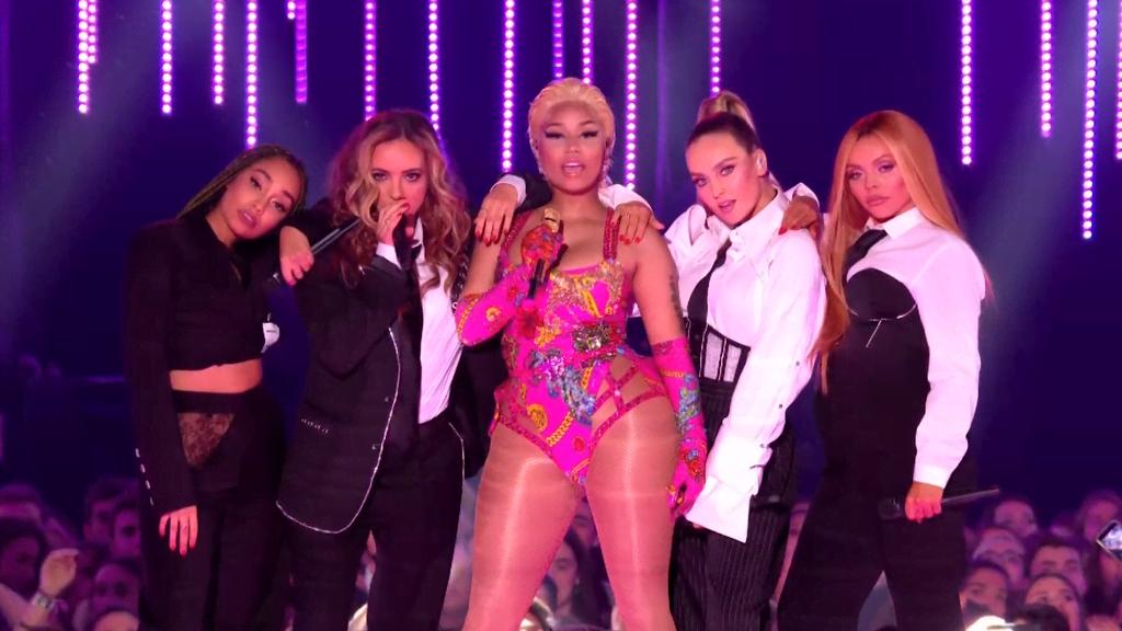 Nicki Minaj And Lil Wayne Reunite In The Twerk Happy Good Form