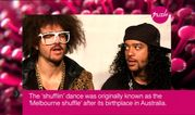 PUSH | LMFAO | Interview