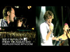 MTV World Stage | Mika: Rain Live in Murcia, Spain - World Stage Preview