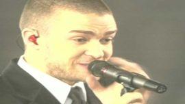 Justin Timberlake - My Love, Sexyback, Lovestoned Medley (Live in Copenhagen)