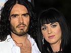 Russell Brand And Katy Perry At The 'Get Him To The Greek' L.A. Premiere