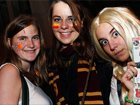 Fans Dress Up For 'Harry Potter And The Deathly Hallows' Screenings