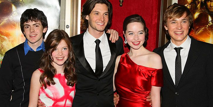 william moseley and ben barnes. Georgie Henley, Ben Barnes