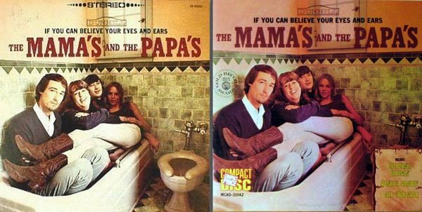 Mama's and Papa's Album Cover