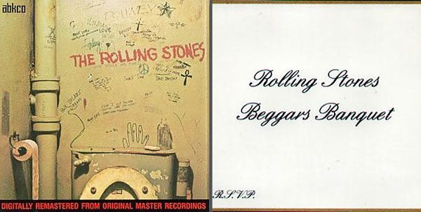 Rolling Stones Album Cover