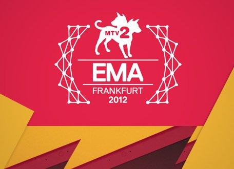 MTV EMA 2012 : GAGA NOMINÉE DANS 3 CATÉGORIES !