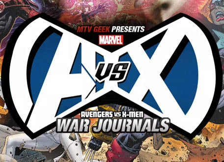 Avengers VS X-Men: War Journals