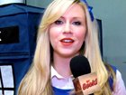 Ashley Eckstein's Con Fashions And Fun | New York Comic Con 2012